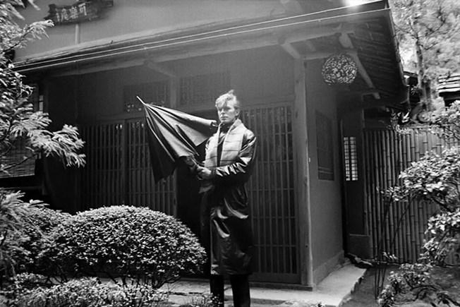 Photo by Sukita The Same Old Kyoto 1980