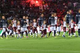 Bologna - Torino 1-1 Cinni in campo