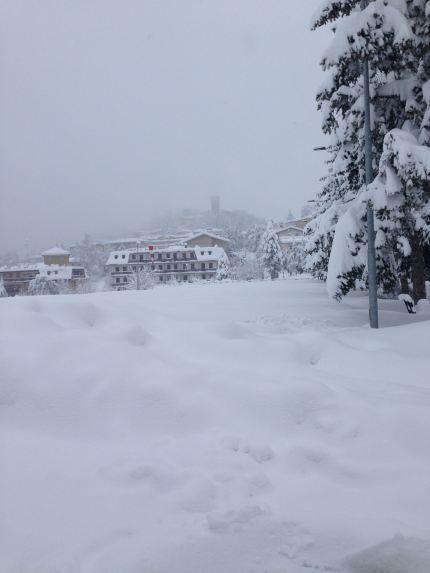 Montese nevicata 6 febbraio 2015