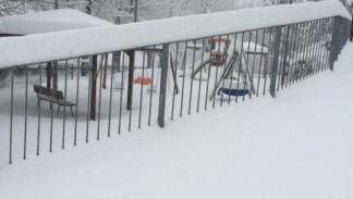 Montese Impianti nevicata 5 febbraio 2015