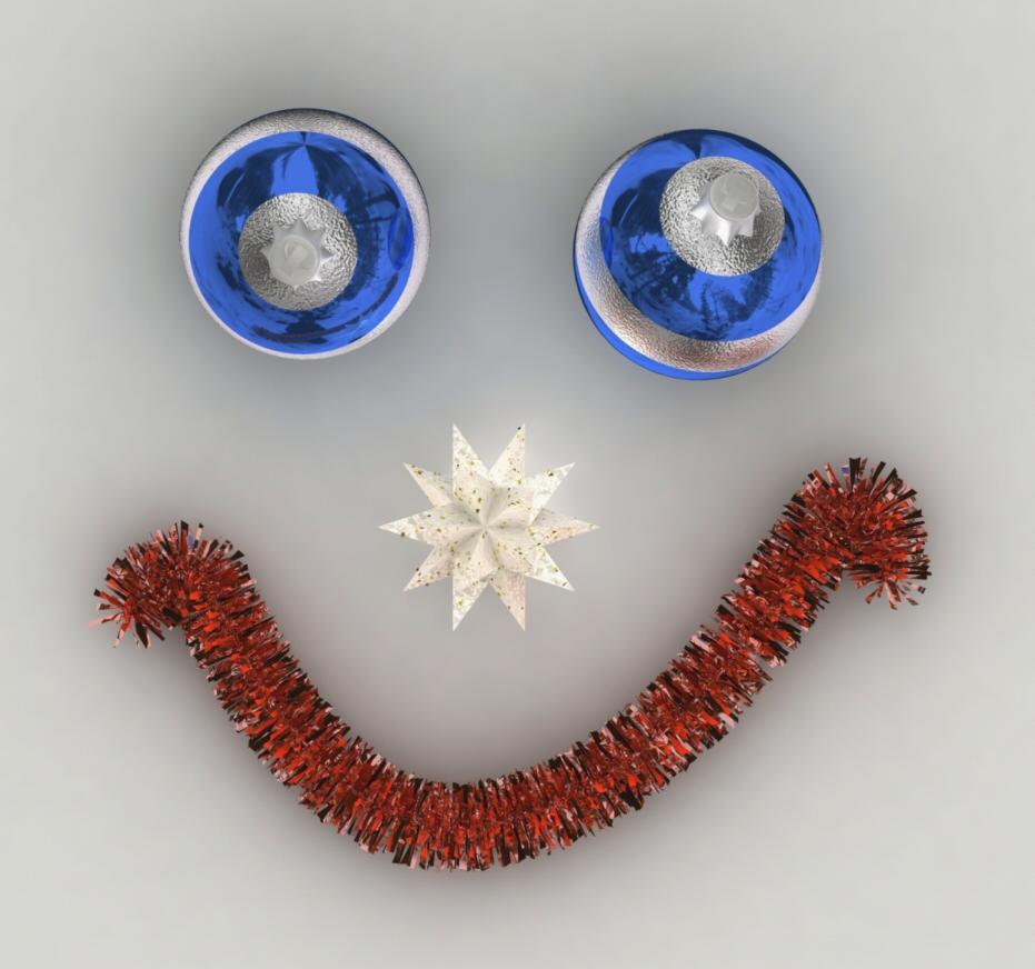Smile its xmas