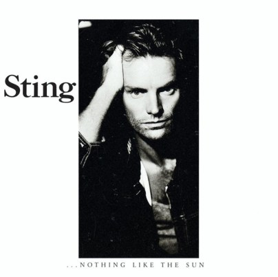Sting - Nothing Like The Sun