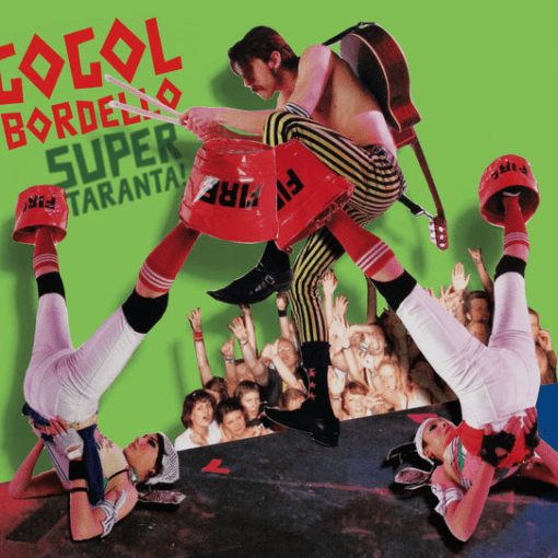 Gogol Bordello - Super Taranta!