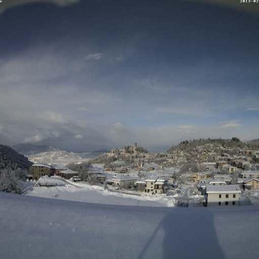 Montese neve 24 febbraio 2013