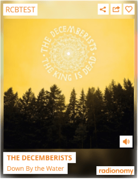 RCB test - The Decemberists
