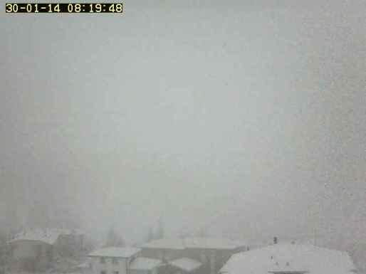 Webcam Castel d'Aiano 30 gennaio 2014