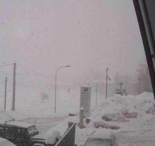 Montese neve 25 febbraio 2013