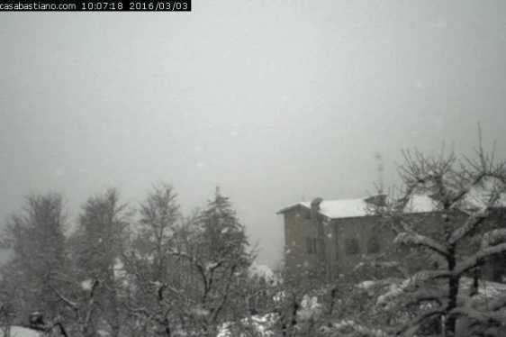 Webcam Montese Casa Bastiano 3/3/16
