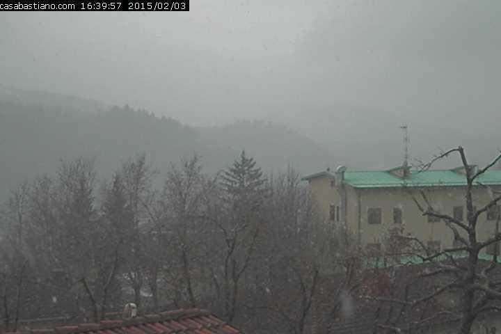 Webcam Montese Casa Bastiano 3 febbraio 2015