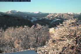 Webcam Casa Bastiano 29 gennaio 2014