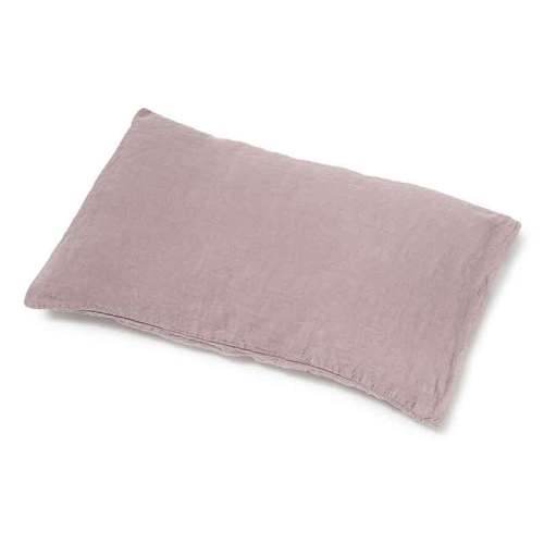 Lavender child linen pillow cover - Casa Homefashion