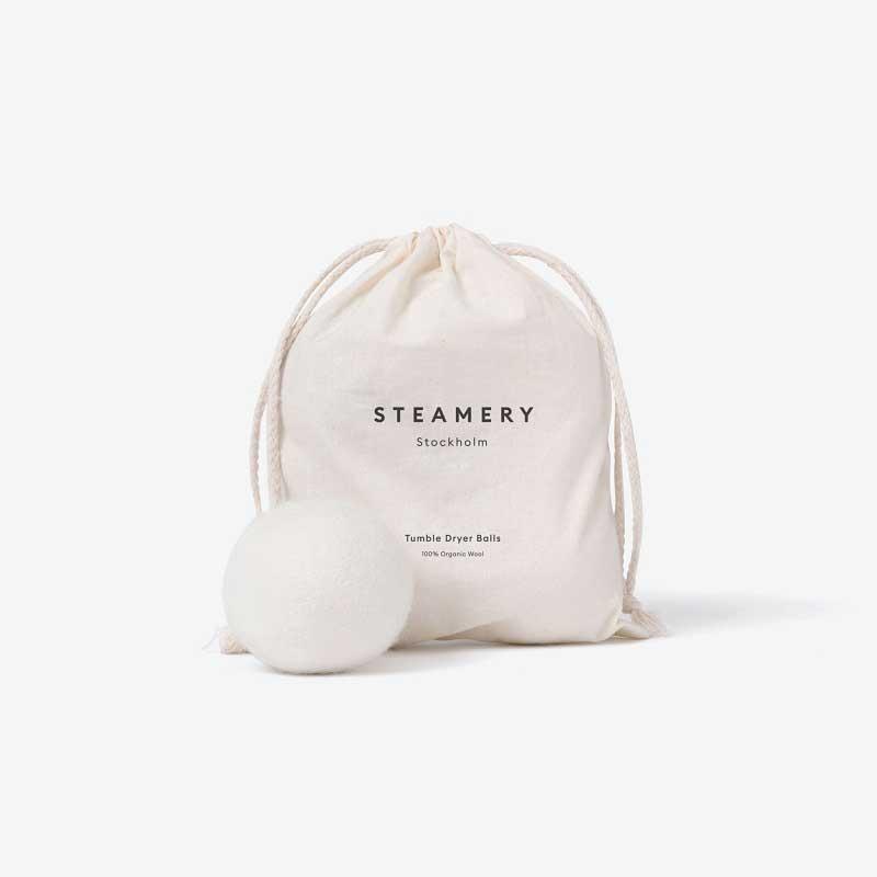 wollen dryer balls, Steamery Stockholm