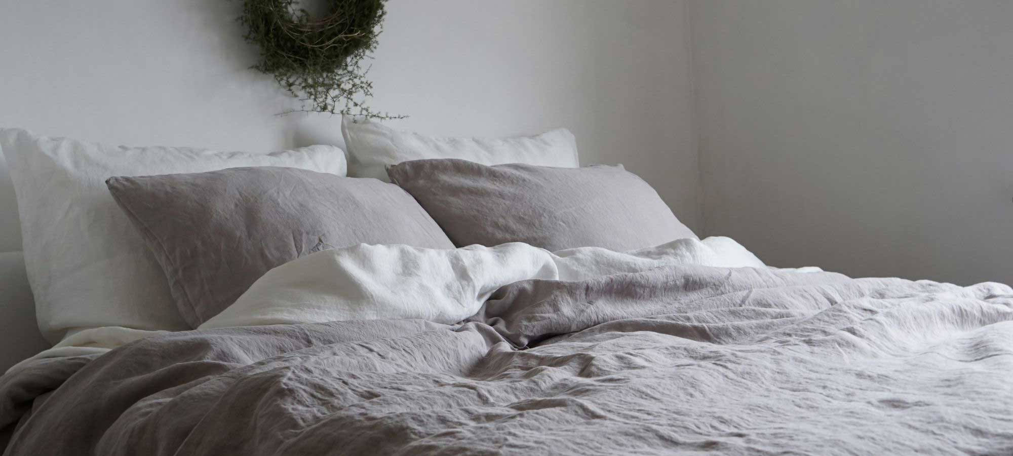 Specialist in linen bedding – Casa Comodo