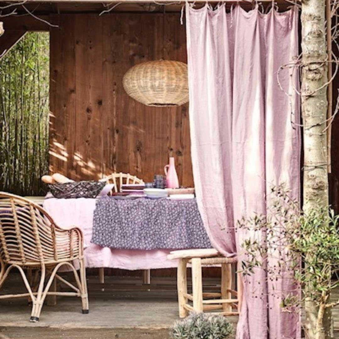 Linnen onder je veranda – Casa Comodo Copyright LIbelle Magazine