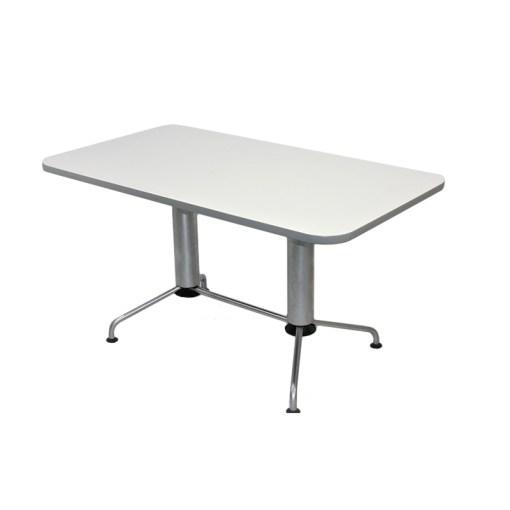 Fritz-Hansen-White-Melamine-Tables