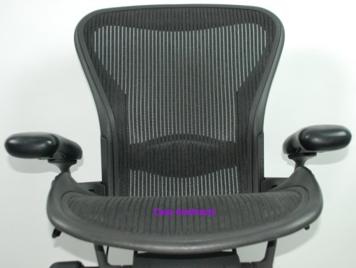 Herman Miller Aeron chair mesh base and back 9a