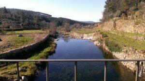 Cortes de Baixo - Ponte Praia Fluvial
