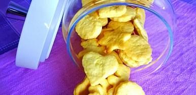 Biscotti naturali per bimbi sani e belli