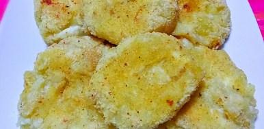 Crocchette di patate e sogliola per bambini sani e forti