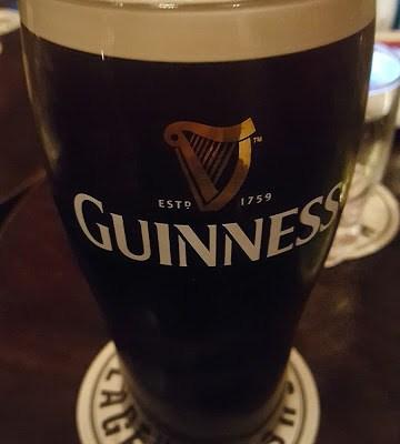 """Il """"Guinness Storehouse"""" di Dublino"""