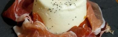 Panna cotta al Parmigiano