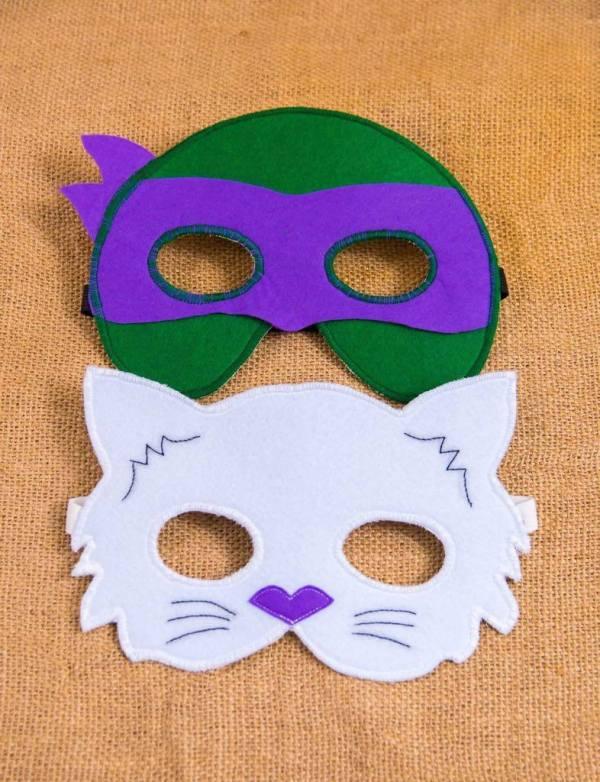 costume de halloween si masti