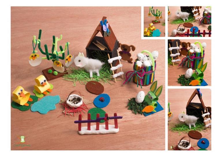 activitati de Paste pentru copii