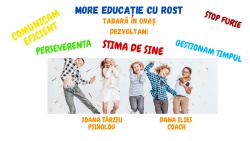 Tabara de dezvoltare personala copii