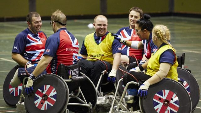 WHEELCHAIR RUGBY (16)