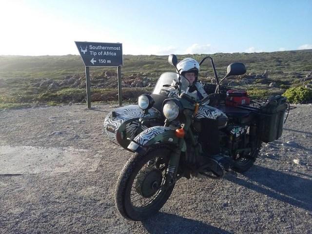 A moto se comportou razoavelmente bem... (Foto: Divulgação)