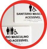 Tecnologias assistivas para pessoas com deficiência Sinalização em Braile