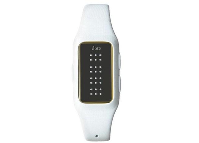 Dot tem preço mais acessível do que dispositivos do mercado para leitura em braille (Foto: Divulgação/Dot)