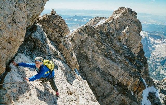 Primeiro Síndrome de Down a escalar o pico do Grand Teton
