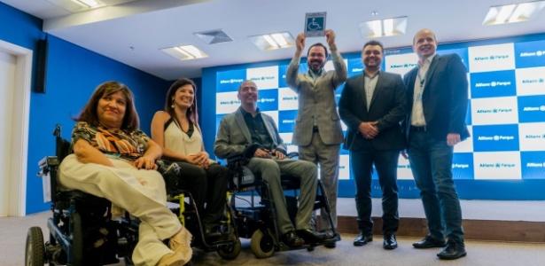 Allianz Parque recebeu o selo de acessibilidade arquitetônica nesta terça-feira