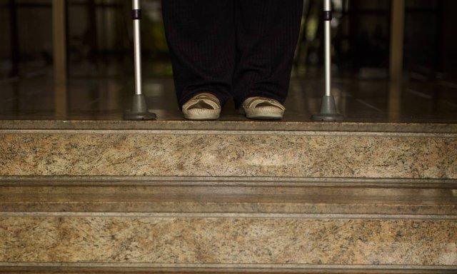 Normas asseguram o direito de acesso digno a áreas de circulação e moradia Foto: Daniel Marenco / Agência O Globo