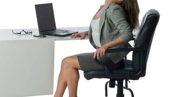 mulher na webcam