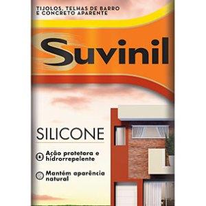 Suvinil Silicone 5L – Incolor- Natural