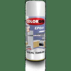 Tinta Spray Tinta Spray Colorgin Epoxi – Branco 350ml
