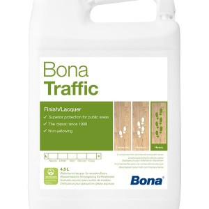 BONA TRAFFIC ACETINADO C/ CATALISADOR – 4,95L