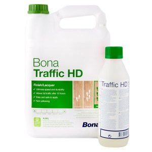 BONA TRAFFIC HD ACETINADO C/ CATALISADOR – 4,95L