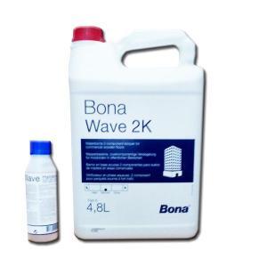 BONA WAVE 2K ACETINADO C/ CATALISADOR – 5L