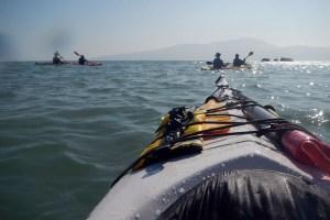 Curso Habilidades de Expedição Costeira ACA Kayak Camping