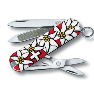 Canivete Suíço Victorinox Classic 7f Edelweiss