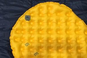 Isolante Térmico Inflável Ultralight Mat Sea to Summit