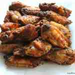 Salt and Vinegar Chicken Wings for #SundaySupper