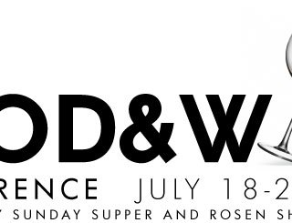 Food and Wine Conference 2014 #FWCon