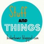 stuff and things 7.10.14