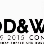 Food and Wine Conference – 2015 #FWCon – join me!