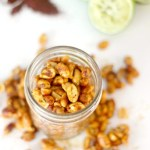 Roasted Chili-Lime Peanuts for #SundaySupper
