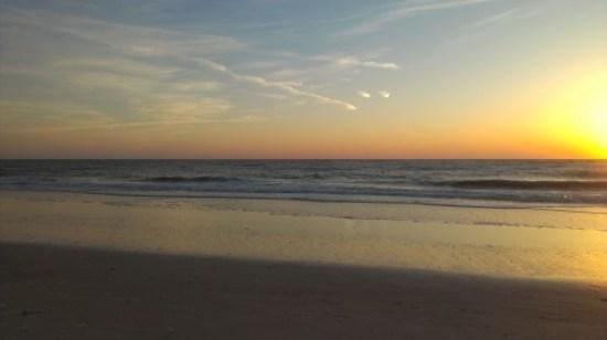 sandkey beach, fl